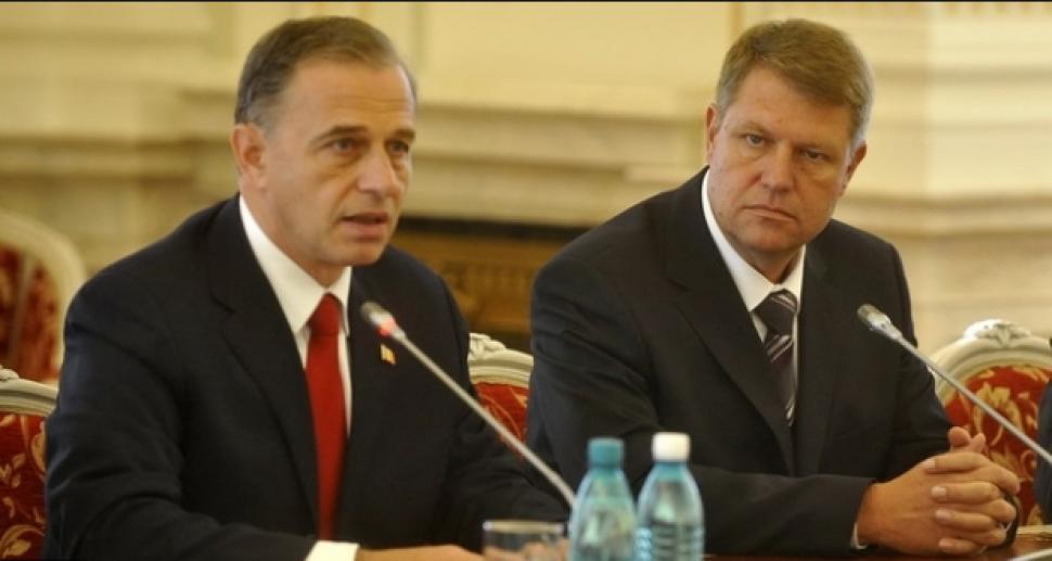 Lumea uită. Păi nu era Iohannis premierul candidatului Geoană în 2009? Cum  să nu meargă acum pe mâna PSD?