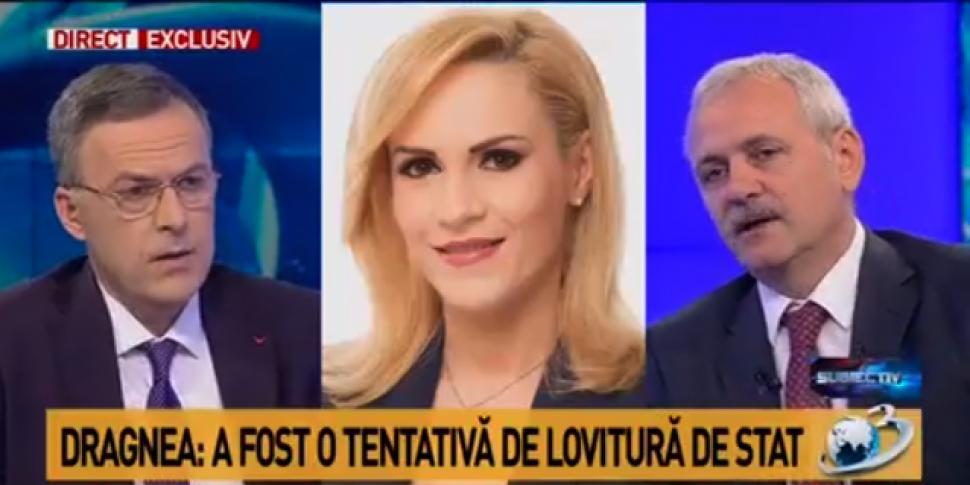 LIVE Balamuc la Antena 3! Dementul spune că pe 10 august a fost