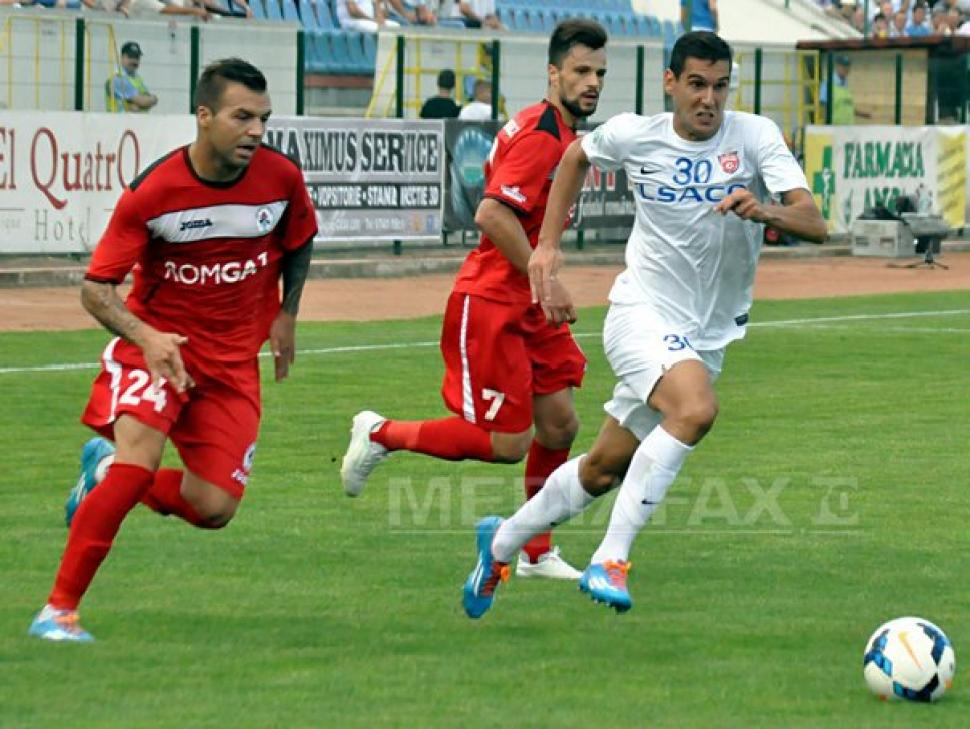 VIDEO Liga 1: Gaz Metan Mediaș vs FC Botoșani 1-2 ...  |Gaz Metan-botoşani