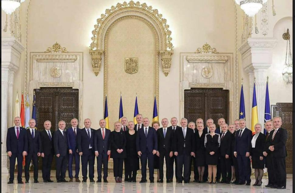 Image result for guvernul dragnea