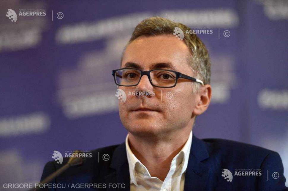 Stelian Ion este candidatul USR la Primăria Constanța ...  |Stelian Ion