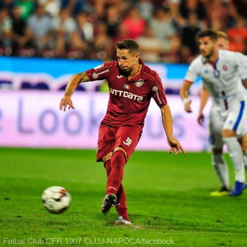 Fotbal - Liga I: FC Botoşani - CFR Cluj 0-2, în play-off  |Cfr Cluj-botoşani