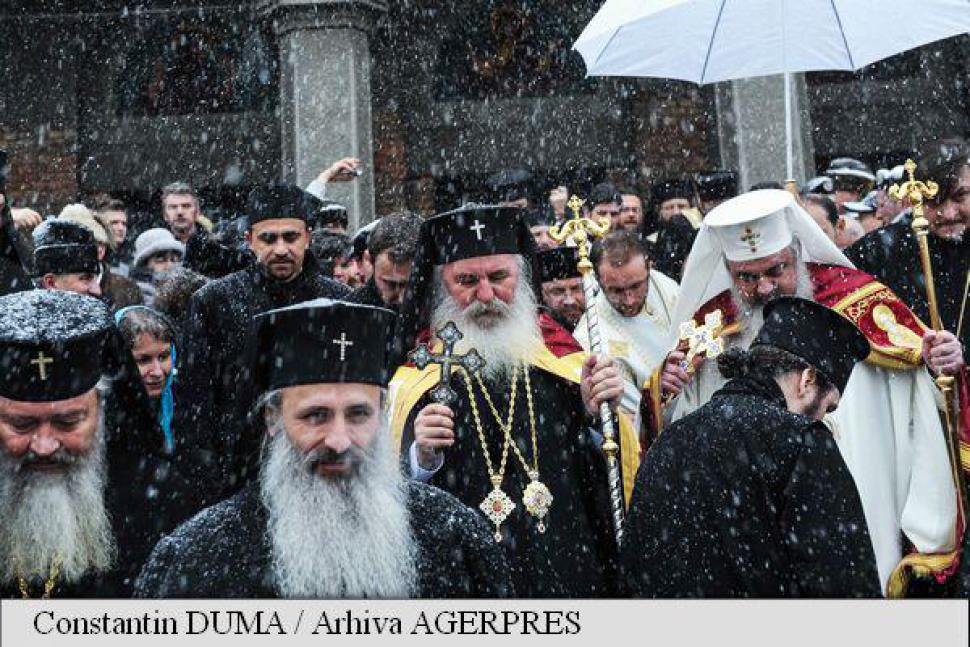 Biserica ortodoxă Română (BOR)