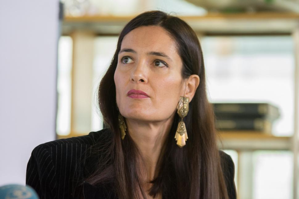 Clotilde Armand: O prioritate a USR este să dezvoltăm mai ...  |Clotilde Armand