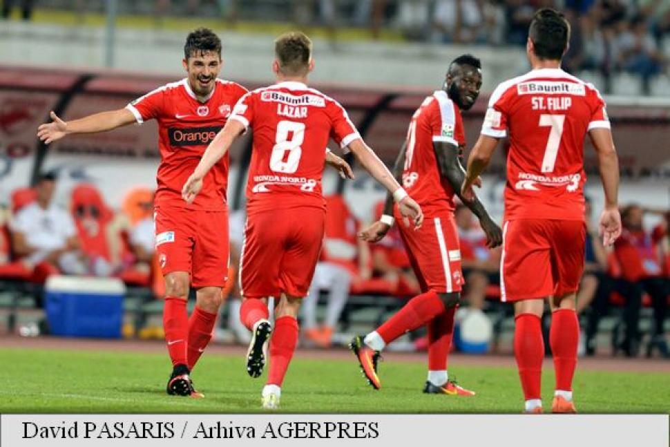 Liga I: Dinamo București - FC Voluntari 2-0  |Dinamo București-voluntari